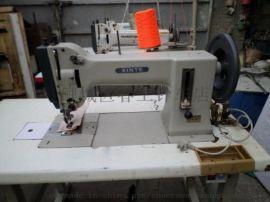 新特牌6180上下同步大摆梭 厚料机 粗线缝纫机针车 沙发皮革设备