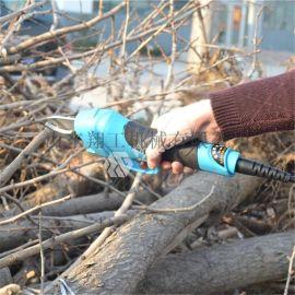山东果树电动修枝剪 电动小型剪刀