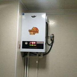美国佳弗斯变频恒温电壁挂采暖 炉适用于家用地暖 暖气片