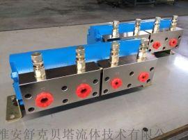 CFA3系列铸铁齿轮分流器