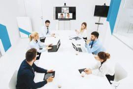 大中企业高效益秘技之中盈电信远程视频会议系统
