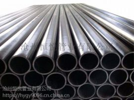 HDPE钢丝网骨架塑料管恒悦管业规格齐全欢迎选购