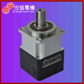 台湾世协 PGR90-10 减速器精密伺服 直角1级电机 同轴式原理
