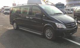 旅居商务房车|小型商务旅居轿车