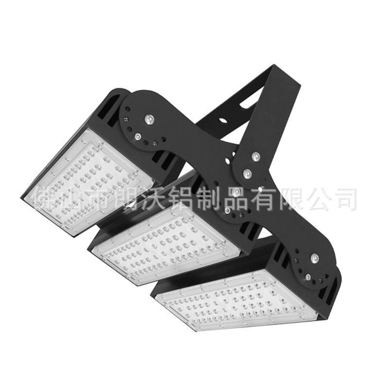 厂家批发新款单模组可调角度LED隧道灯外壳 150w模组隧道灯套件