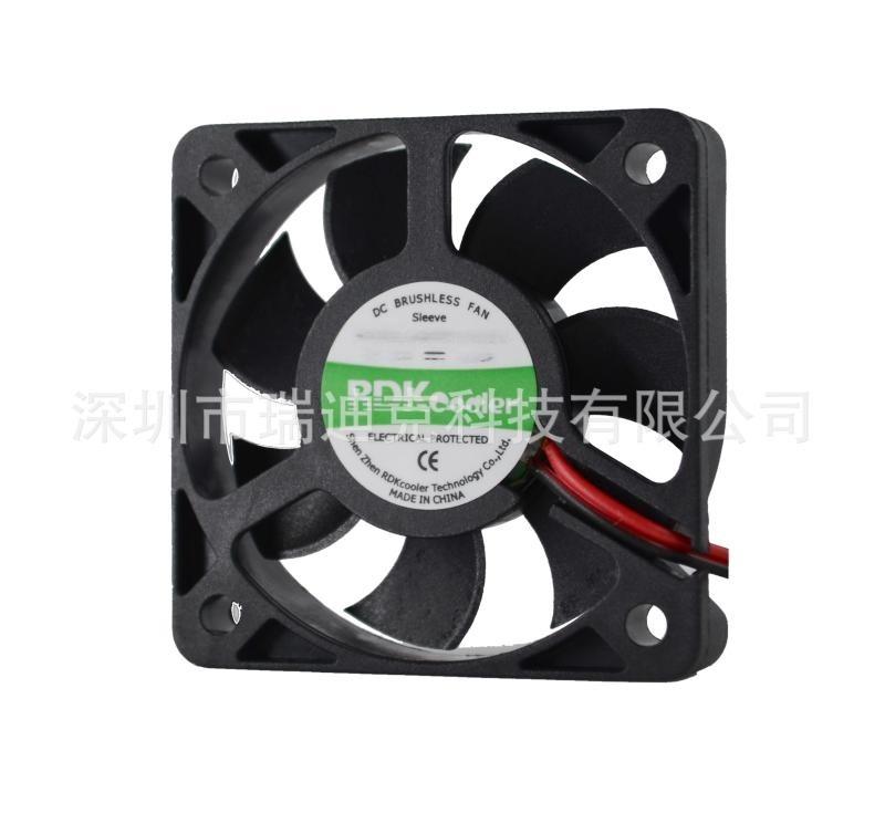 原廠生產滾珠5V淨化器風扇5010散熱風扇dc5v風扇