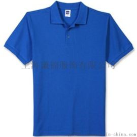 夏装短袖翻领T恤衫定做t恤衫现货男式T恤