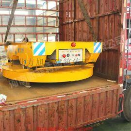 50吨(T)工厂内钢板运输车车间轨道车flat trolley装配图