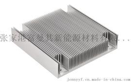 太阳花铝型材散热器厂家