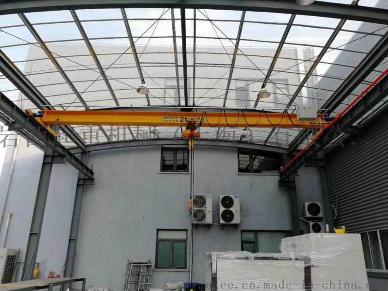 苏州起重机精品起重机行车制作欧式单梁起重机