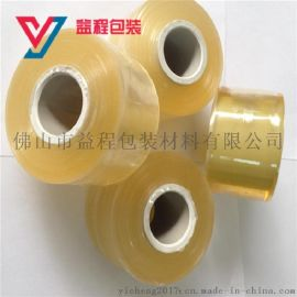 包装电线缠绕膜 PVC防静电薄膜 工业缠绕膜 佛山缠绕膜膜批发