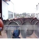 第二代φ1200玻璃钢螺旋溜槽,硫铁矿溜槽