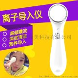 離子導入儀 臉部按摩器 洗臉儀 祛皺美容儀器潔面儀