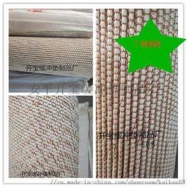 高弹纤维紫铜化纤缓冲垫规格