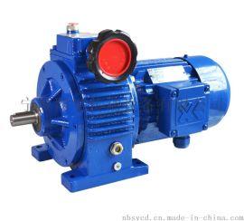 UD15减变速机,机械无级变速器维修