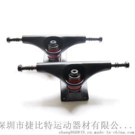 5.25英寸滑板支架(顏色可定製可印logo)雙翹板支架、專業鋁支架
