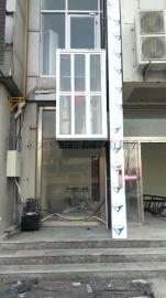 小型家用电梯 私人别墅电梯 家用升降平台
