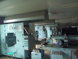 深圳回收二手卷对卷丝网印刷机