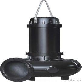 天津WQ污水泵与耦合安装示意图