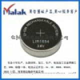 LIR1654可充电纽扣电池,lir1654蓝牙耳机、音响等专用。