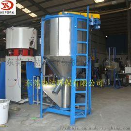 协达立式砂浆拌料机 塑料颗粒搅拌机安全生产