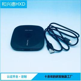 魔方盒 10w大功率無線充電器 方形圓點