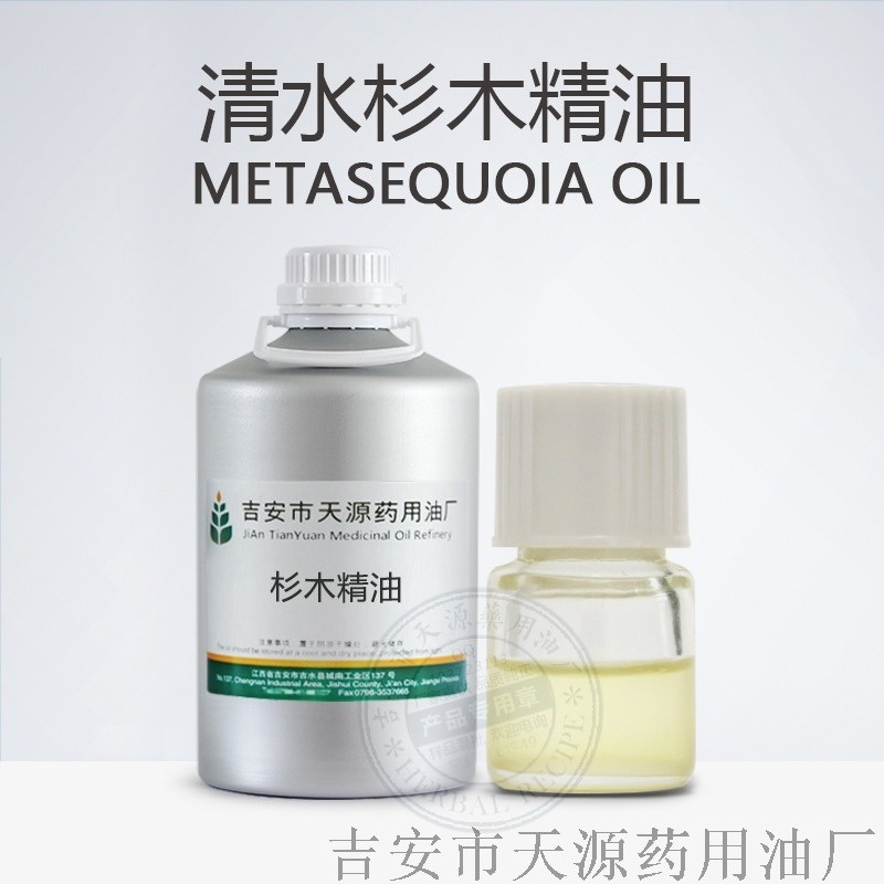 杉木油 冷杉精油 蒸餾提取天然植物精油