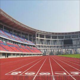 洛阳硅PU球场地坪,高品质地坪,澳宝施工