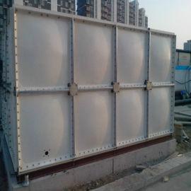 SMC水箱 玻璃钢储能水箱 不锈钢消防水箱抗冲击