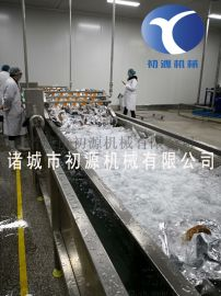 新款洗袋机 包装袋清洗流水线 厂家定制**中