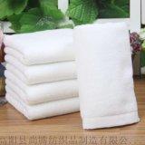 股紗毛巾酒店毛巾廠家直銷迴圈使用白毛巾