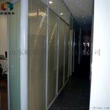 濟寧辦公室玻璃隔斷牆酒店移動屏風
