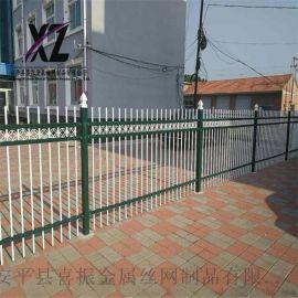 厂房锌钢围墙护栏,组装式锌钢护栏,锌钢护栏围栏