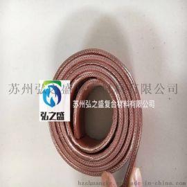 硅霳合金橡胶板 红色防排烟密封垫料 弘之盛直销