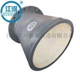 不锈钢管内衬陶瓷耐磨陶瓷管道 江苏江河机械