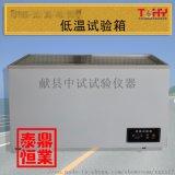 TDYHD系列低温试验箱