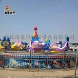 霹雳转盘广场游乐设备 童星厂家规划报价