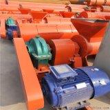 糟渣攪齒造粒機 有機肥生產設備 二合一有機肥滾筒造粒機