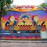 公园游乐设备摇滚排排坐童星厂家