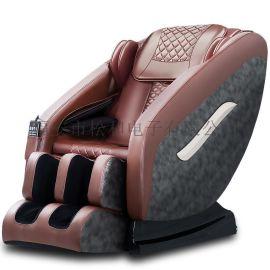 松和Y808-B 豪华按摩椅 气囊按摩椅家用按摩椅
