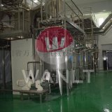 不锈钢高速剪切真空乳化罐 均质乳化锅 真空分散罐