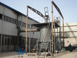 耐火材料厂家专用2.6米节能煤气发生炉设备生产厂家