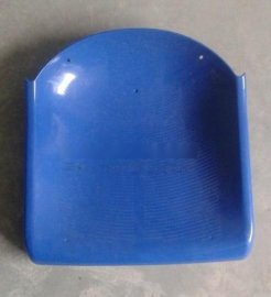 公交车座板维修底片,塑料座椅底座,座椅修复面板JS03