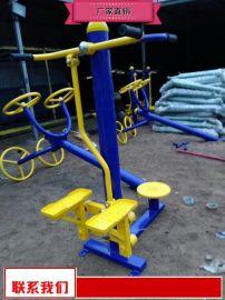 健身背部训练器厂家 公园健身器材质量好