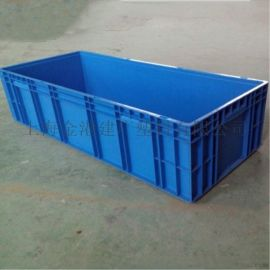 塑料物流箱  塑料周轉箱,塑料灰色周轉箱