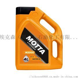 车用齿轮油 莫塔80W-90润滑油供应