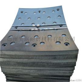 厂家直销超高分子量聚乙烯耐磨板煤仓衬板料仓不粘板