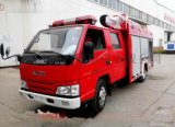 江铃国五2吨小型水罐消防车