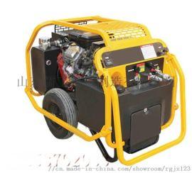 移动式液压发电机