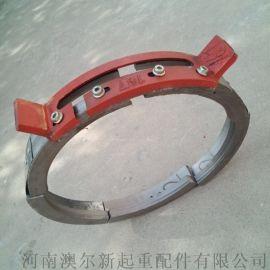 5T电动葫芦生铁导绳器 / 优质尼龙盘绳器
